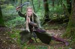 Finarfel - Eryn Lasgalen Guard by Finarfel