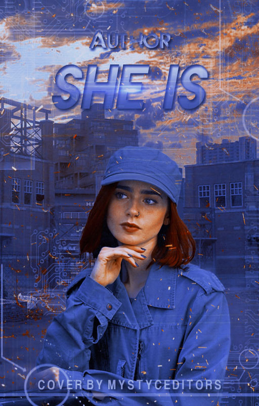 She Is Lily Collins by Jess104