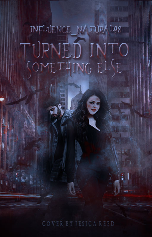 Turned into something else  Zayn M. and Kristina B by Jess104