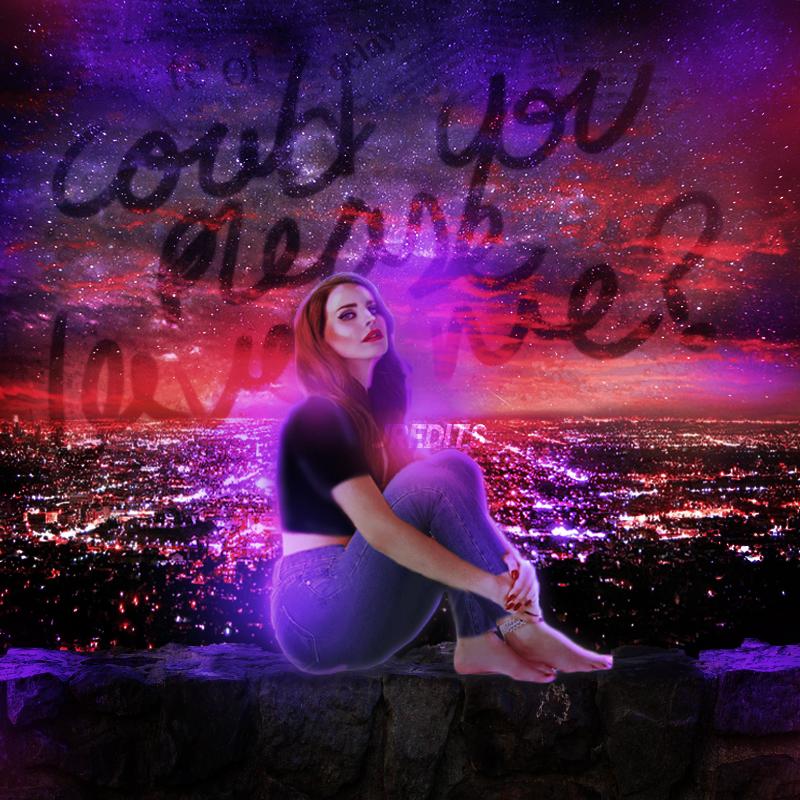 Lana Del Ray manip by Jess104