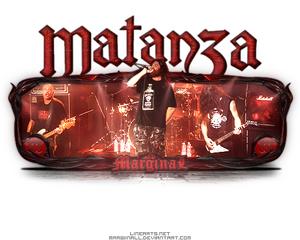 Sign Matanza-MarginaL
