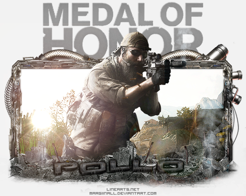 Sign medal of honor v2-Pollo