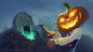 Pumpkinhead 2015 by Nestoronfire