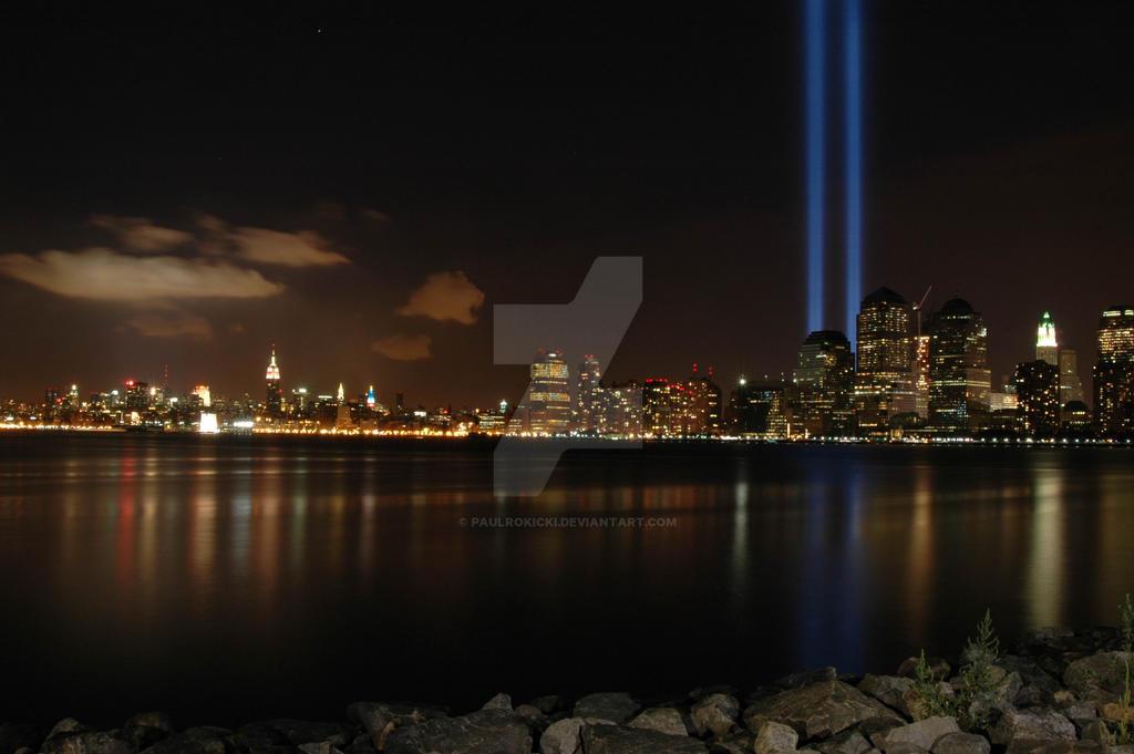 Remembering World Trade Center by PaulRokicki