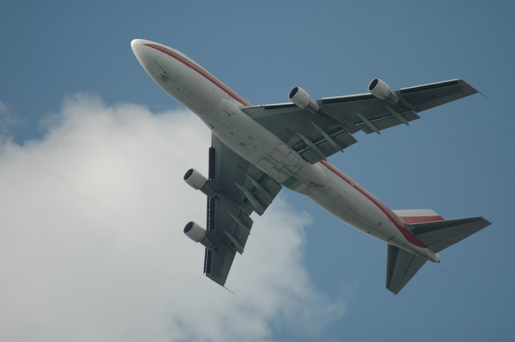What Planes Fly Over My House