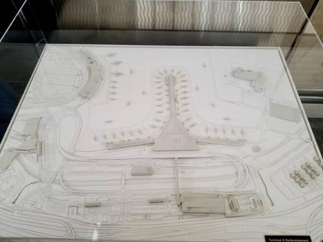 Newark Airport Terminal 1 (see info)
