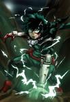My Hero Academia - Izuku