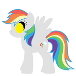 Dry Rainbow Dash