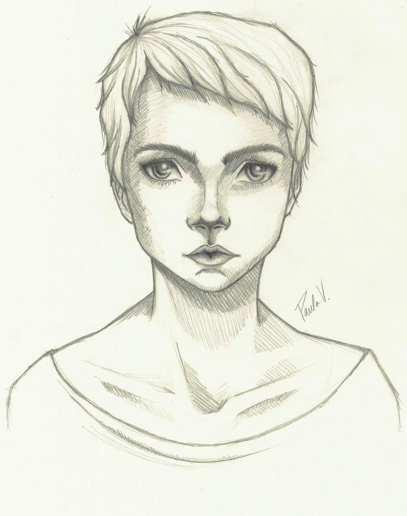 Girl by palimedusa