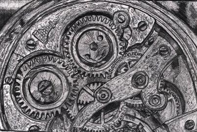 CLOCKWORK by MiCkIart14
