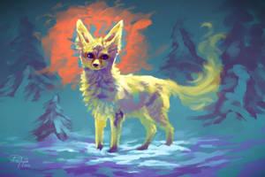Fox by AnnaP-Artwork
