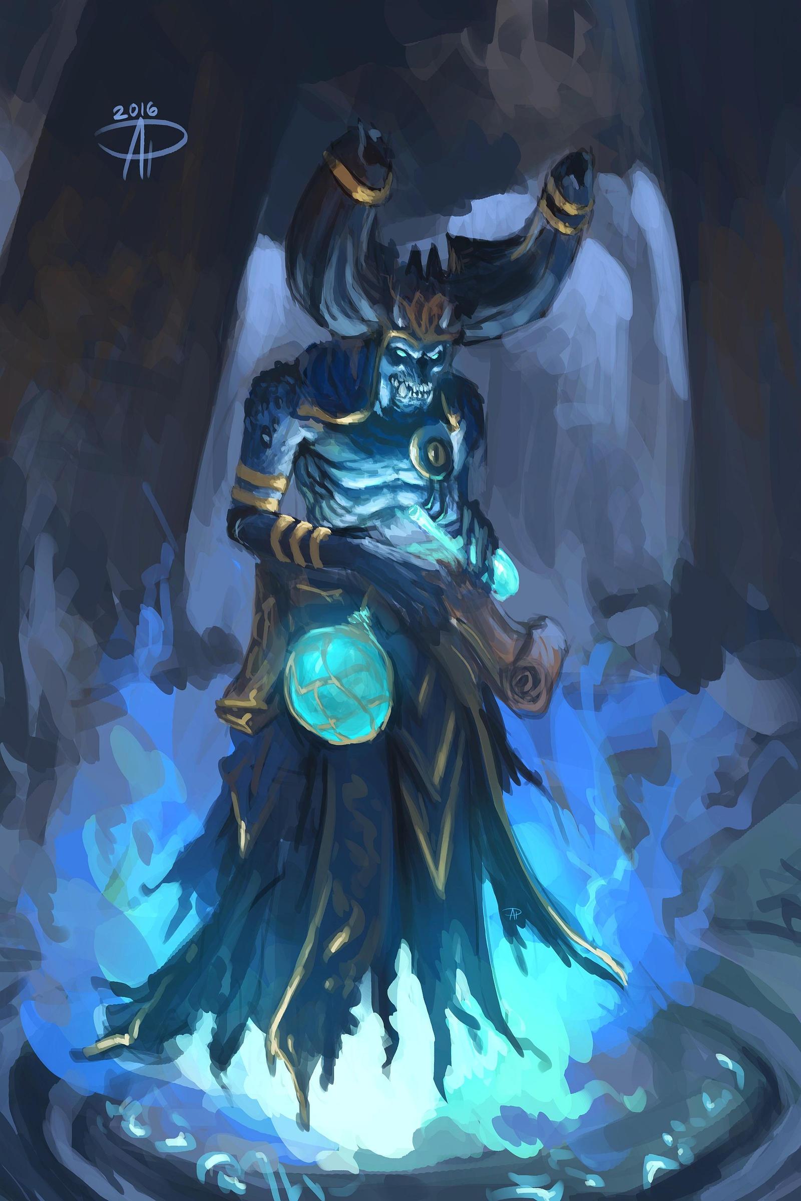 Vulgrim on DarksidersFanclub - DeviantArt  Vulgrim on Dark...