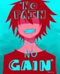 No Pain by crowladee