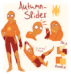 Autumn Spider -Spidersona-