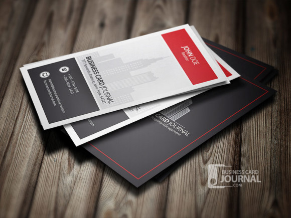 Metro Style Real Estate Business Card Template By Mengloong On - Real estate business card template
