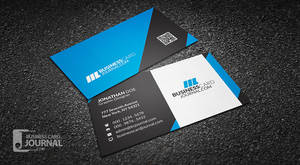 Modern and Professional Business Card Template