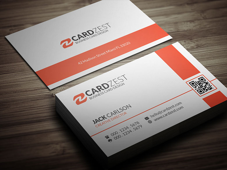 Free orange business card template by mengloong on deviantart free orange business card template by mengloong reheart Choice Image