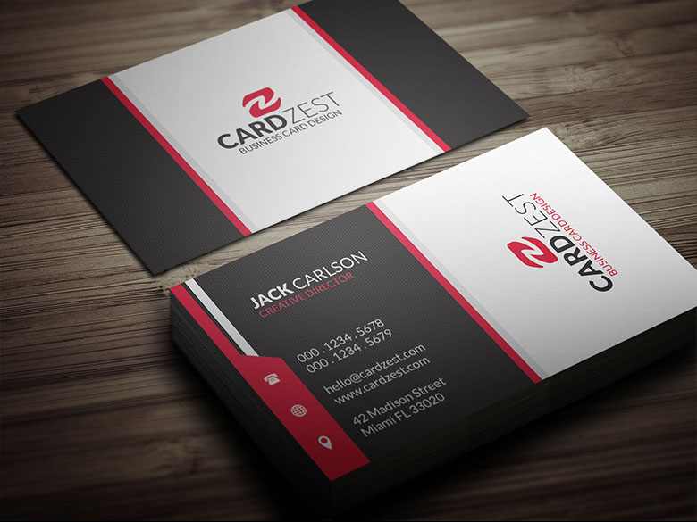 Free Professional Business Card Template By Mengloong On DeviantArt - Free business card layout template