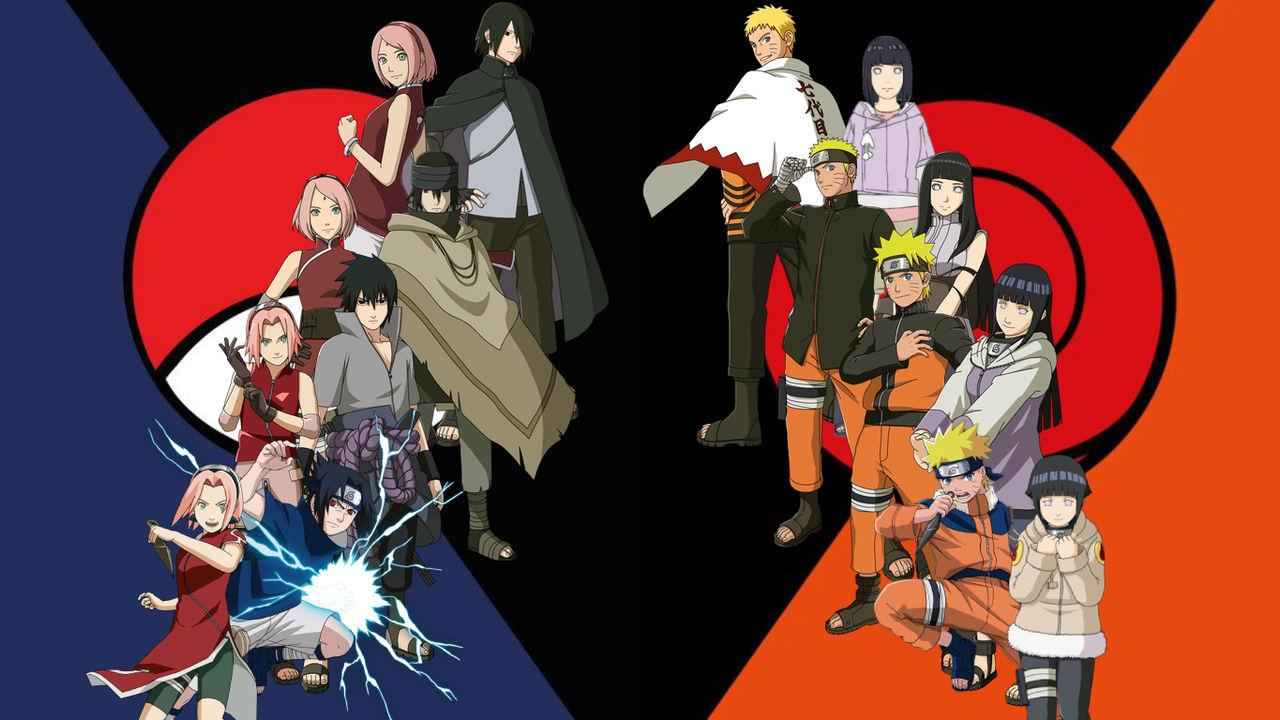 Naruto Hinata Sasuke Sakura Wallpaper 5 By Drumsweiss On Deviantart