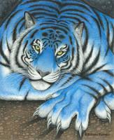 Night Tiger by vashley