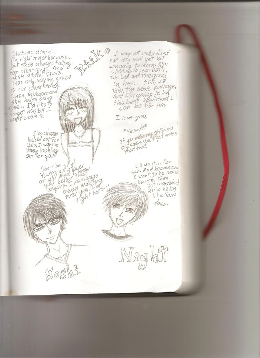 Love Triangle Quotes by RebelliousConformity on DeviantArt