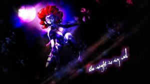The Widowmaker Wallpaper 1280x720 by PaoloPuzza