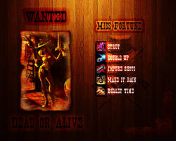 LoL Wild West - Miss Fortune Wallpaper by PaoloPuzza