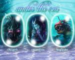 LoL Under the Sea Wallpaper #1