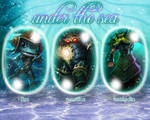 LoL Under the Sea Wallpaper #2