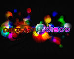 Chocolate Disco Wallpaper