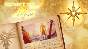 Protect the Faith - LoL Wallpaper by PaoloPuzza