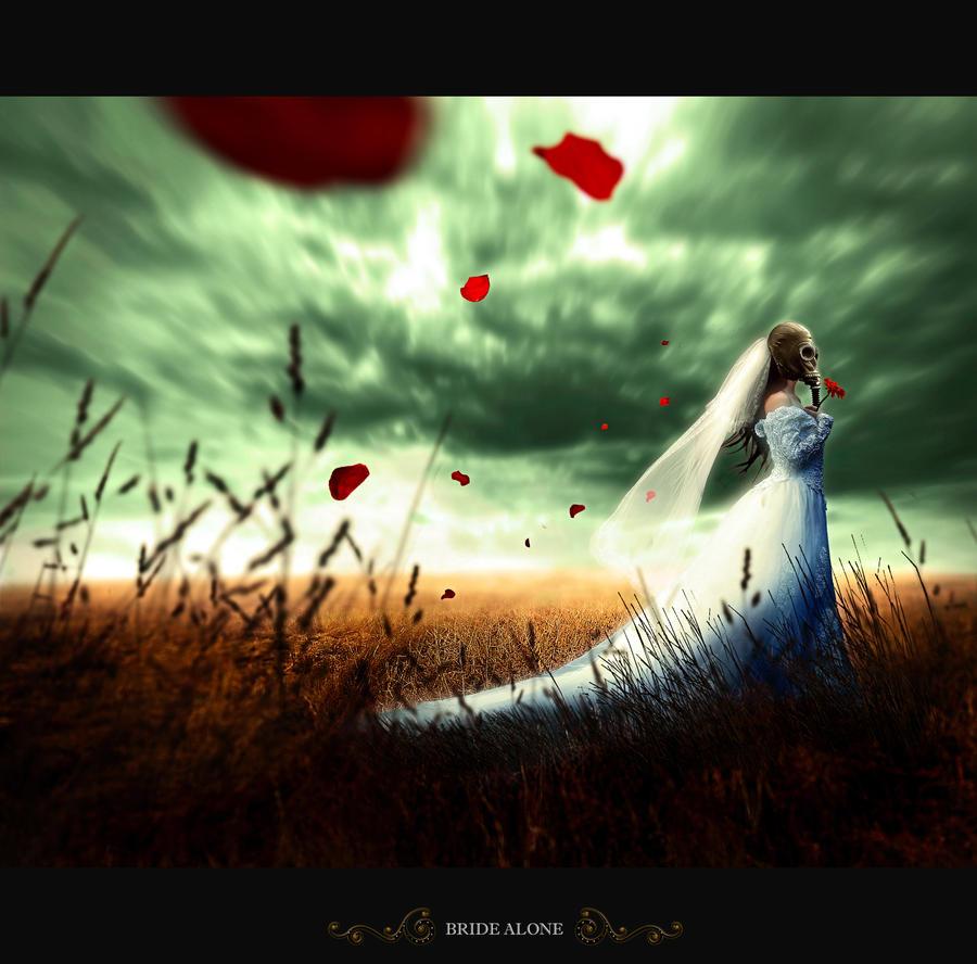 Bride Alone by DX-Degeneration