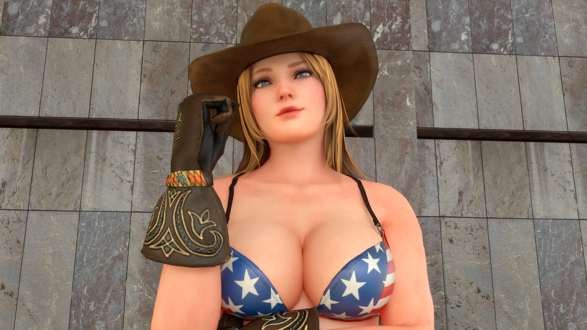 tina hot cowgirl
