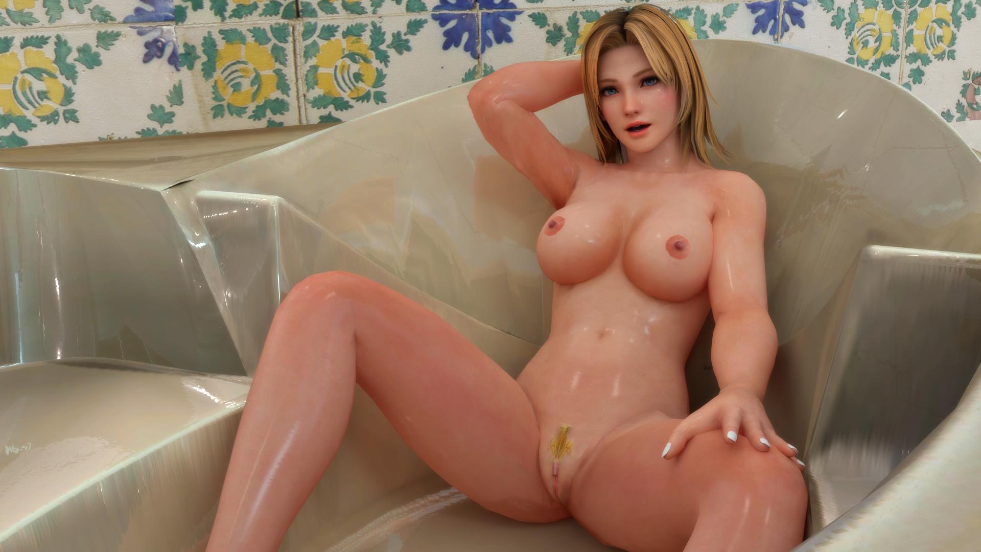 Doa girls xxx nude pics nackt video