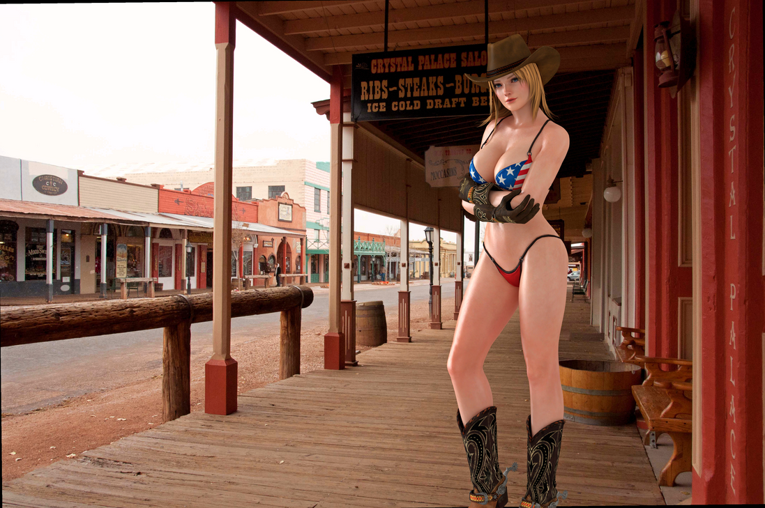 tina hot cowgirl