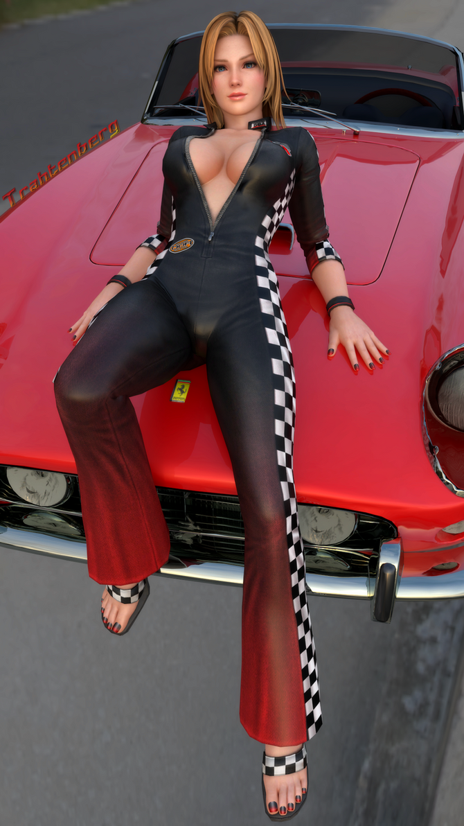 Sexy Racer by Trahtenberg