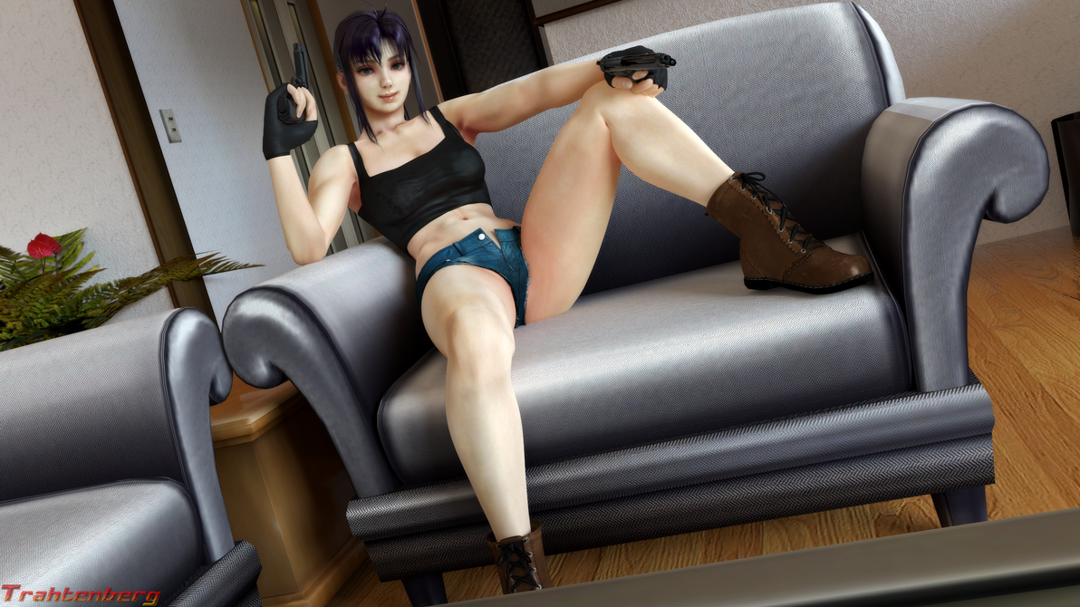 Revy style by Trahtenberg