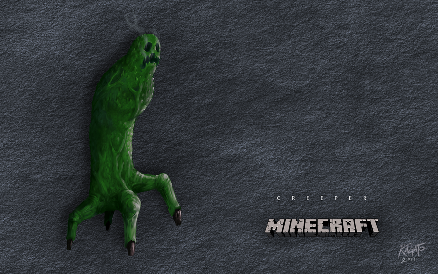 Creeper Wallpaper by StudioKagato ...