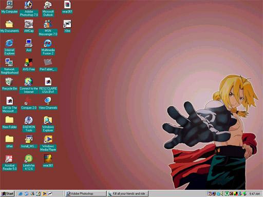 Desktop screenshot by sonor16