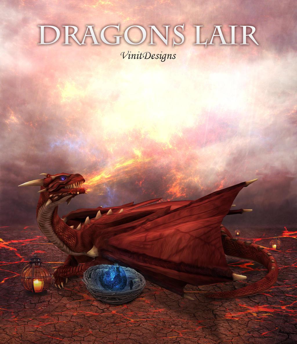 Photo Manipulation - Dragons Lair