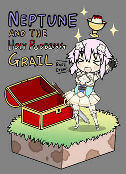 NEPTUNE AND THE HOLY PUDDING GRAIL