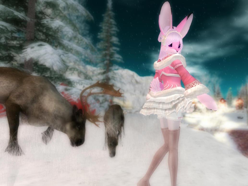 Wintertam by Rowandoll