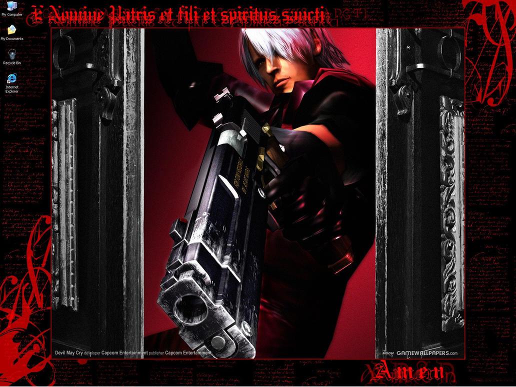 Dante - Devil May Cry by Anrakushi