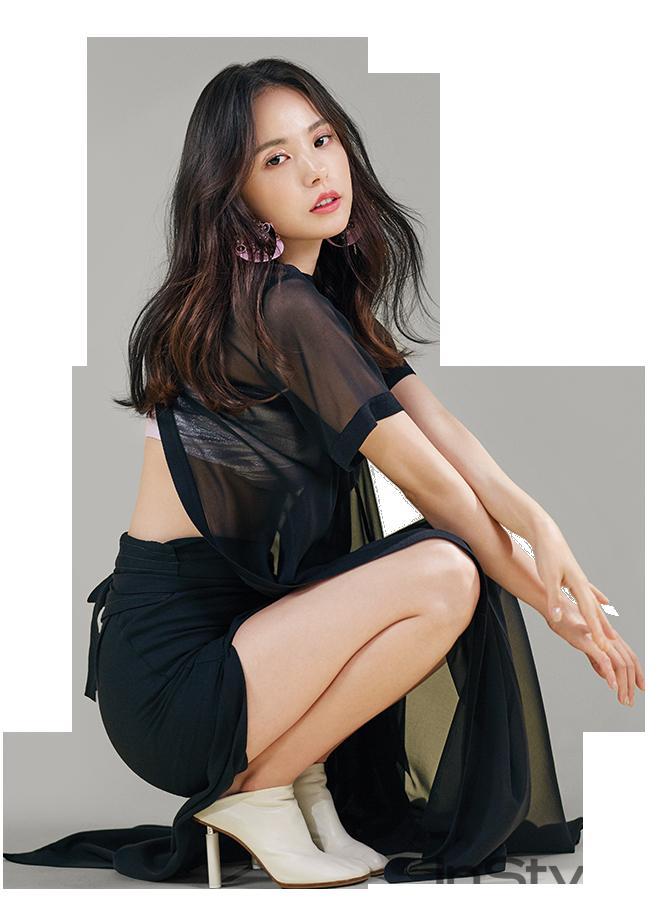 Hyo rin min Min Hyo
