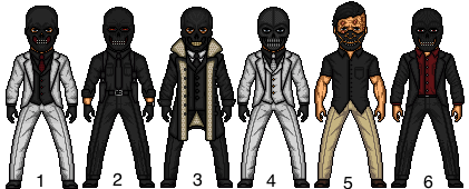 Black Mask (Roman Sionis) by snakeyboy888