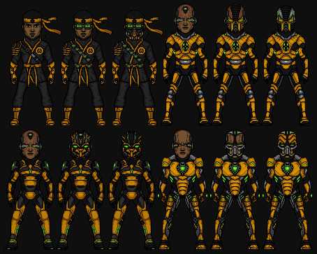 Cyrax By Snakeyboy888 On Deviantart Cyrax and sektor are chosen to be the future of the lin kuei by the grand master, by cybernetic transformation that will erase their memories and turn him into the ultimate fighting machine. cyrax by snakeyboy888 on deviantart