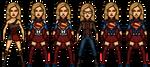 Supergirl by snakeyboy888