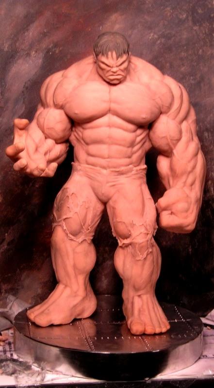 Keown Style Hulk FullSize by nomichs