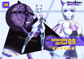 [OPEN AUCTION]Adoptable #9 by migh6