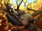 gold grows on trees by Drayni